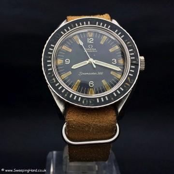 Omega Seamaster 300 5
