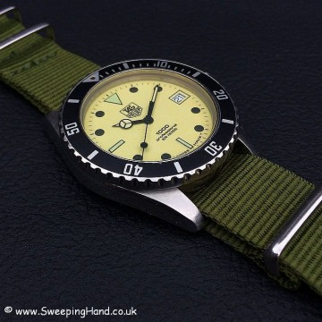 Tag Heuer Marine Nationale - French Navy Issue