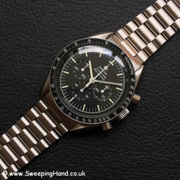 Stunning condition 1976 Omega Speedmaster