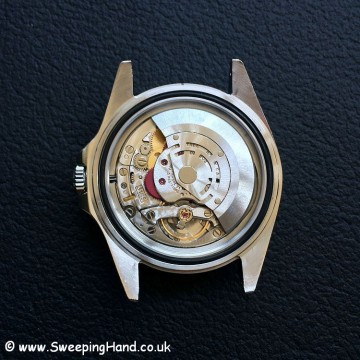Rolex Explorer II Cream Rail Dial Movement