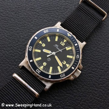 Superb Royal Navy British Military Issued Precista 1989