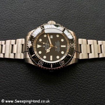 Rolex DeepSea Seadweller 116660 Collector Set