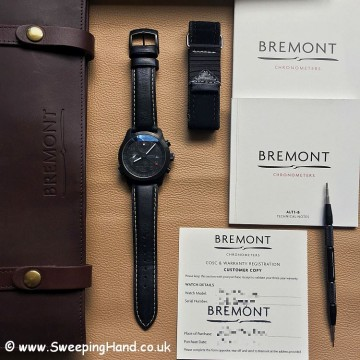 Bremont Military issued Apache Helicopter Pilots Watch - 1 of 34