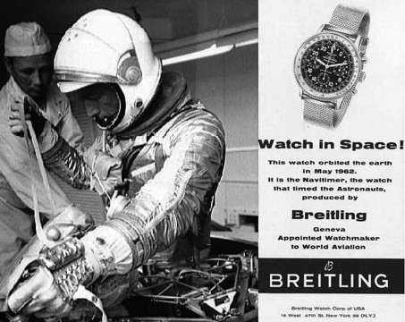 Scott Carpenter Breitling