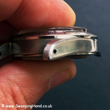 Very Rare Mk1 Unpolished Rolex 1655 Explorer 2 'Steve McQueen'