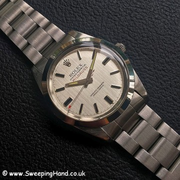 Incredible Unpolished One Owner Rolex 1019 Milgauss Full Collector Set!!