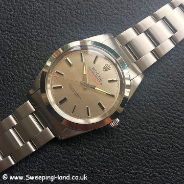 IncredibleUnpolished One Owner Rolex 1019 Milgauss Full Collector Set!!