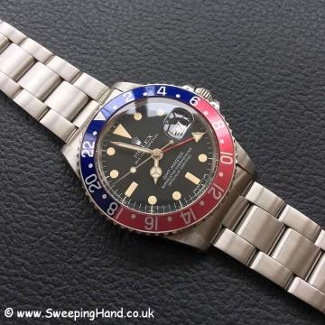Rolex 1675 GMT Master -2
