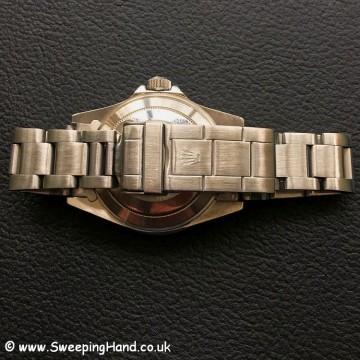 Stunning Rolex 16800 Submariner Matte Dial Transitional