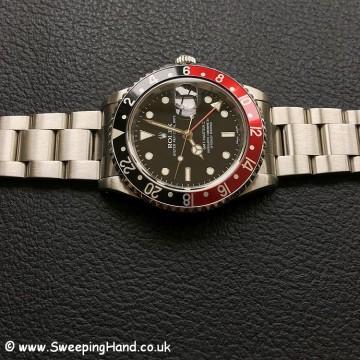 Stunning 2000 Rolex GMT Master 2 16710 Full CollectorSet