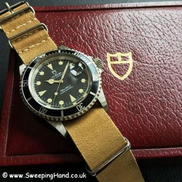 Incredible Unpolished Vintage Tudor Submariner 79090
