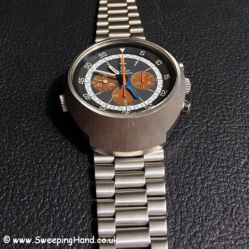 Omega Flightmaster 145.026 tropical 3