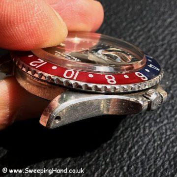 Rolex 1675 mk1 unpolished 1