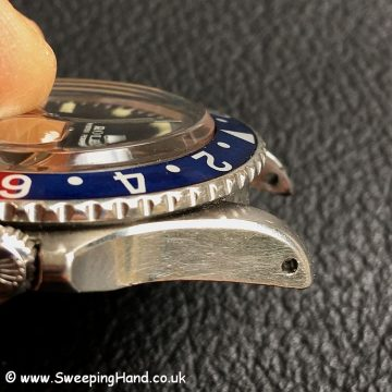 Rolex 1675 mk1 unpolished 2