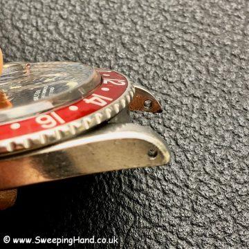 Rolex 1675 mk1 unpolished 4