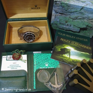 rolex-seadweller-16600-full-set