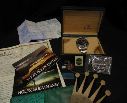 rolex-submariner-16800-full-set