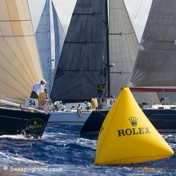 Rolex Antigua Sailing Week 2006 Daniel Forster/Rolex