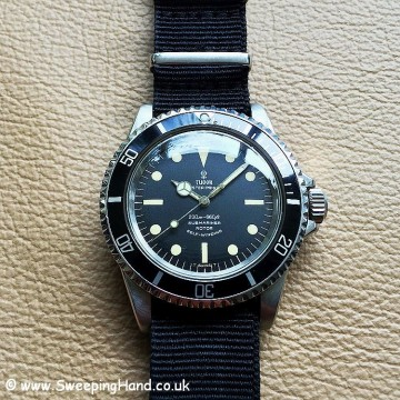 1966 Tudor 7928 Submariner -2