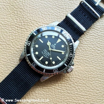 1966 Tudor 7928 Submariner -3