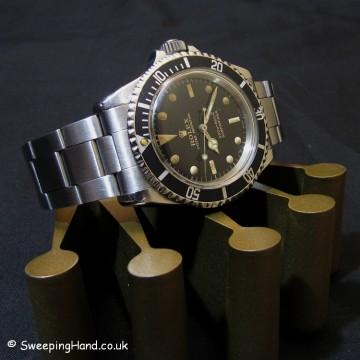 vintage-rolex-submariner-5513-gilt
