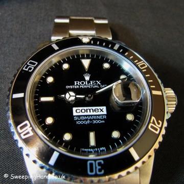 rolex-comex-16800-dial