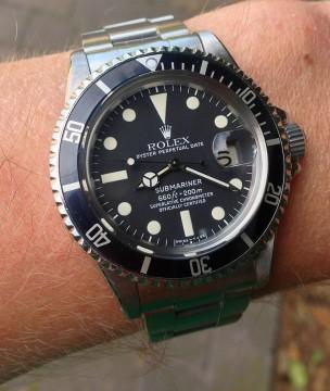 1978 Rolex Submariner 1