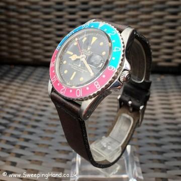 Rolex GMT Master 1675 Gilt Dial PCG 003