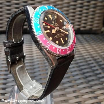 Rolex GMT Master 1675 Gilt Dial PCG 005