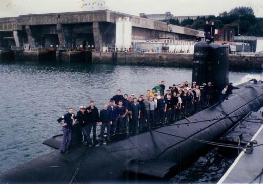 Tudor MN Submarine 3