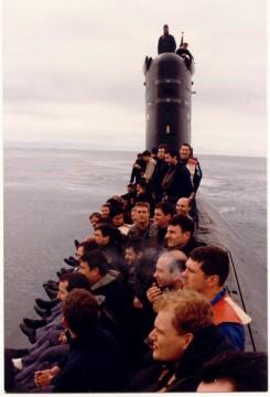 Tudor MN Submarine 6