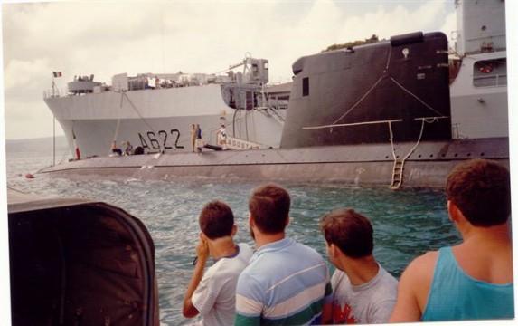 Tudor MN Submarine 8