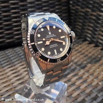 Rolex 5513 Maxi Dial 01