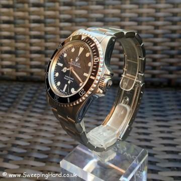 Rolex 5513 Maxi Dial 02