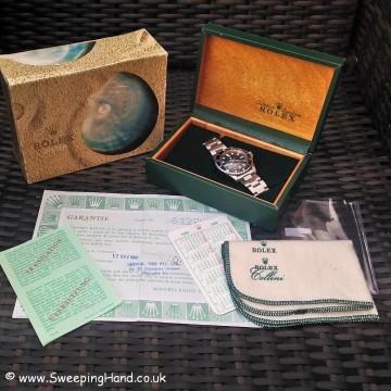 Rolex 5513 Maxi Dial 06