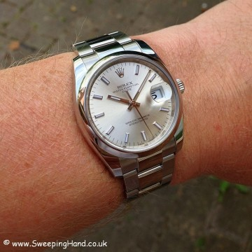 Rolex Oyster Perpetual Date 115200 - 1