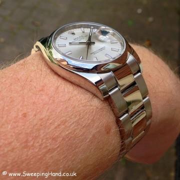 Rolex Oyster Perpetual Date 115200 - 2