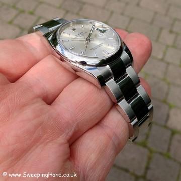 Rolex Oyster Perpetual Date 115200 - 5