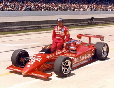 Mario Andretti 1984 Indy 500
