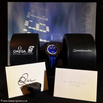 Paul Newman Haas Omega Speedmaster 006