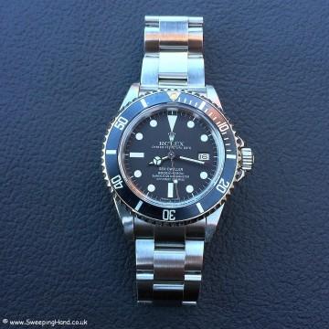 Rolex 16660 Matte Dial 002