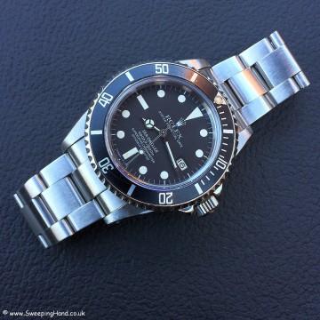 Rolex 16660 Matte Dial 003