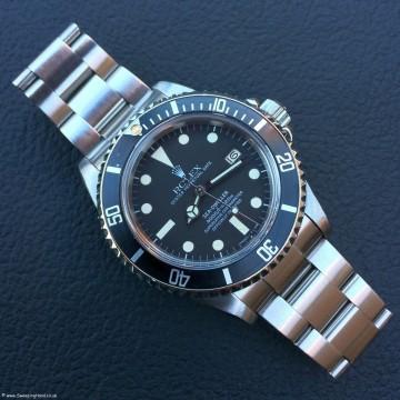 Rolex 16660 Matte Dial 004