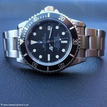 Rolex 16660 Matte Dial 005
