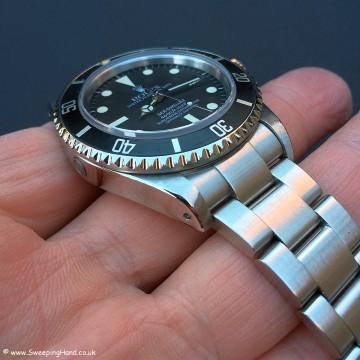 Rolex 16660 Matte Dial 006