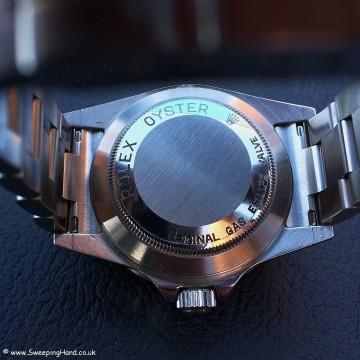 Rolex 16660 Matte Dial 008