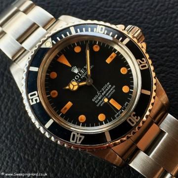 Rolex 5512 Submariner 001