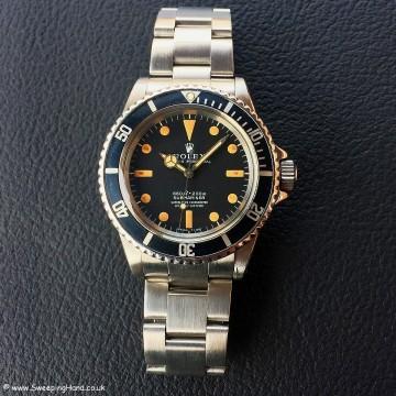 Rolex 5512 Submariner 005