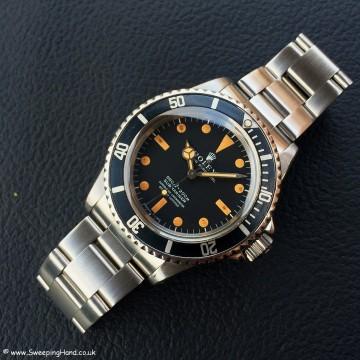 Rolex 5512 Submariner 006