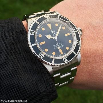 Rolex 5512 Submariner 007
